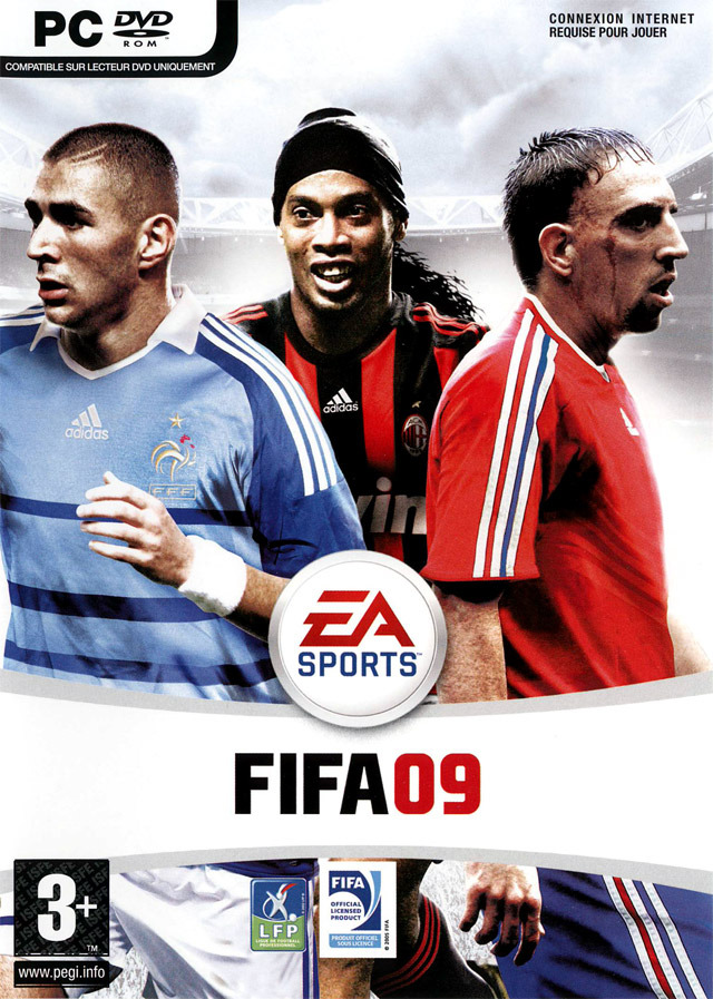 FIFA 09 RELOADED preview 0