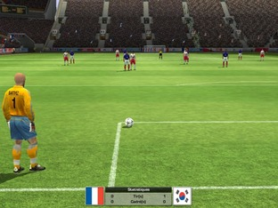 Test FIFA Football 2003 PC - Screenshot 1