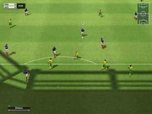 Test FIFA Football 2003 PC - Screenshot 4