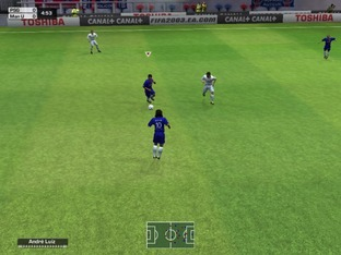 Test FIFA Football 2003 PC - Screenshot 5