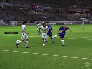Test FIFA Football 2003 PC - Screenshot 6