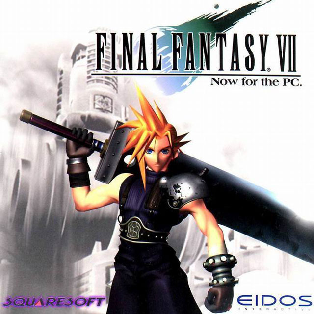 [MULTI] Final Fantasy Pack VII VIII XI [Multi] [PC]