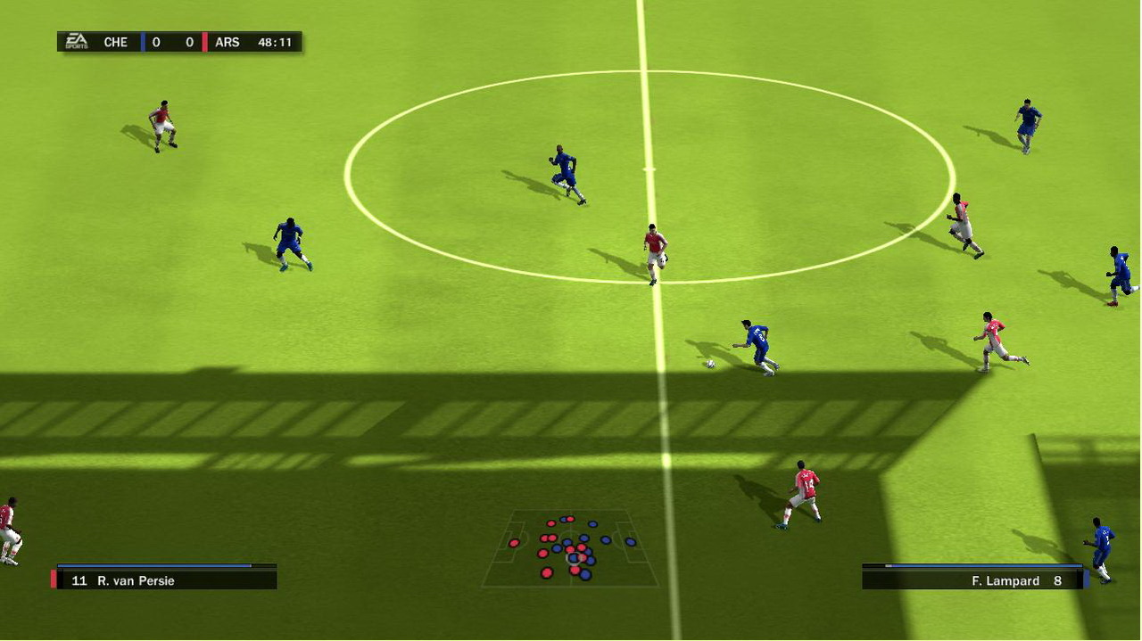 Fifa 10 Screenshot