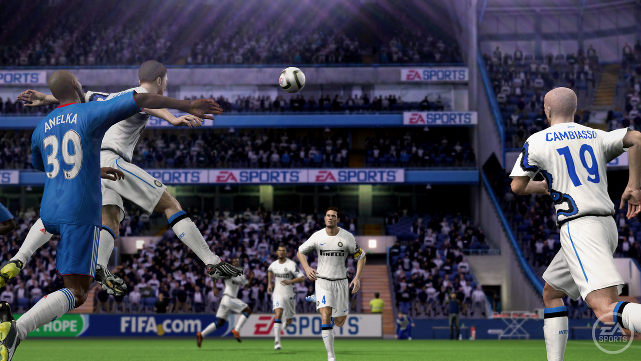 FIFA 11 Screenshot