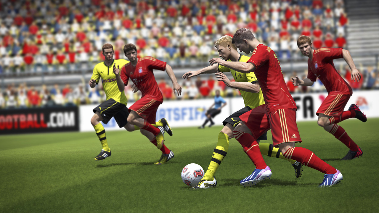 FIFA 14 Ultimate Edition   MULTI 14   UPDATE 2   CRACKED