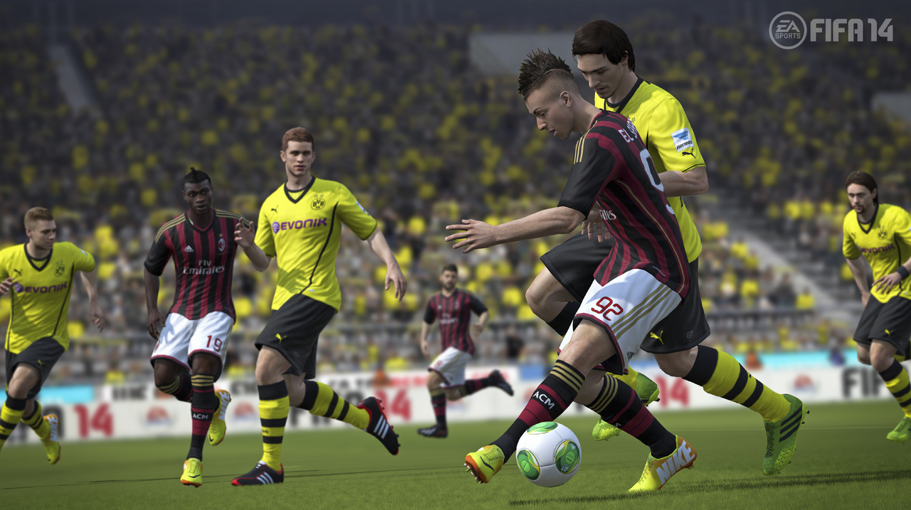 FIFA 14 Ultimate Edition MULTI 14 UPDATE 1 CRACK V4