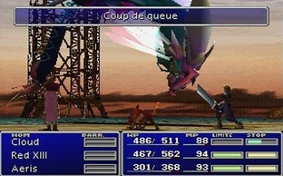 Pictures of Final Fantasy VII