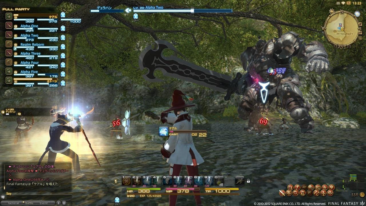 jeuxvideo.com Final Fantasy XIV Online - PC Image 554 sur 799