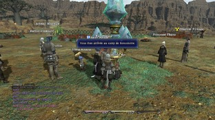 Test Final Fantasy XIV PC - Screenshot 437
