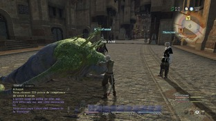 Test Final Fantasy XIV PC - Screenshot 451