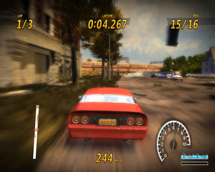 Test FlatOut 3 : Chaos and Destruction PC - Screenshot 7