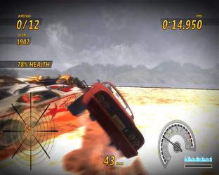 Test FlatOut 3 : Chaos and Destruction PC - Screenshot 8