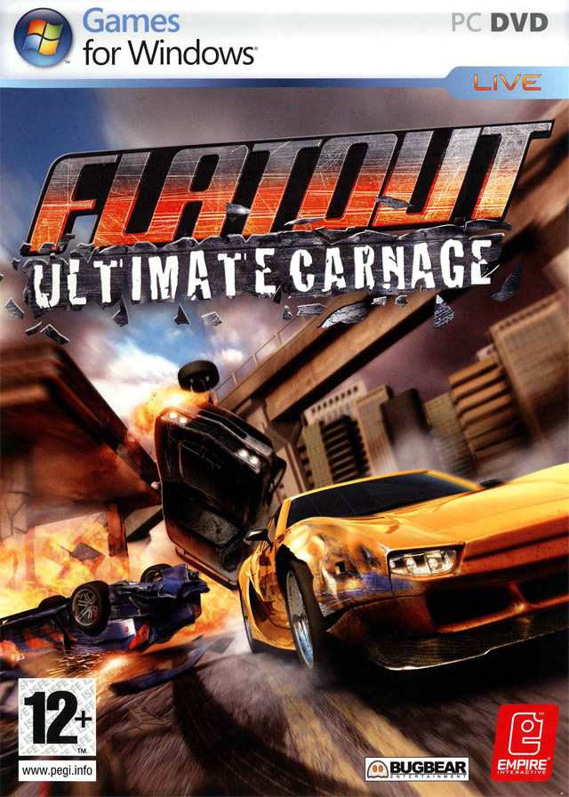 FlatOut Ultimate Carnage [Près-Cracké] Full FRENCH [FS]
