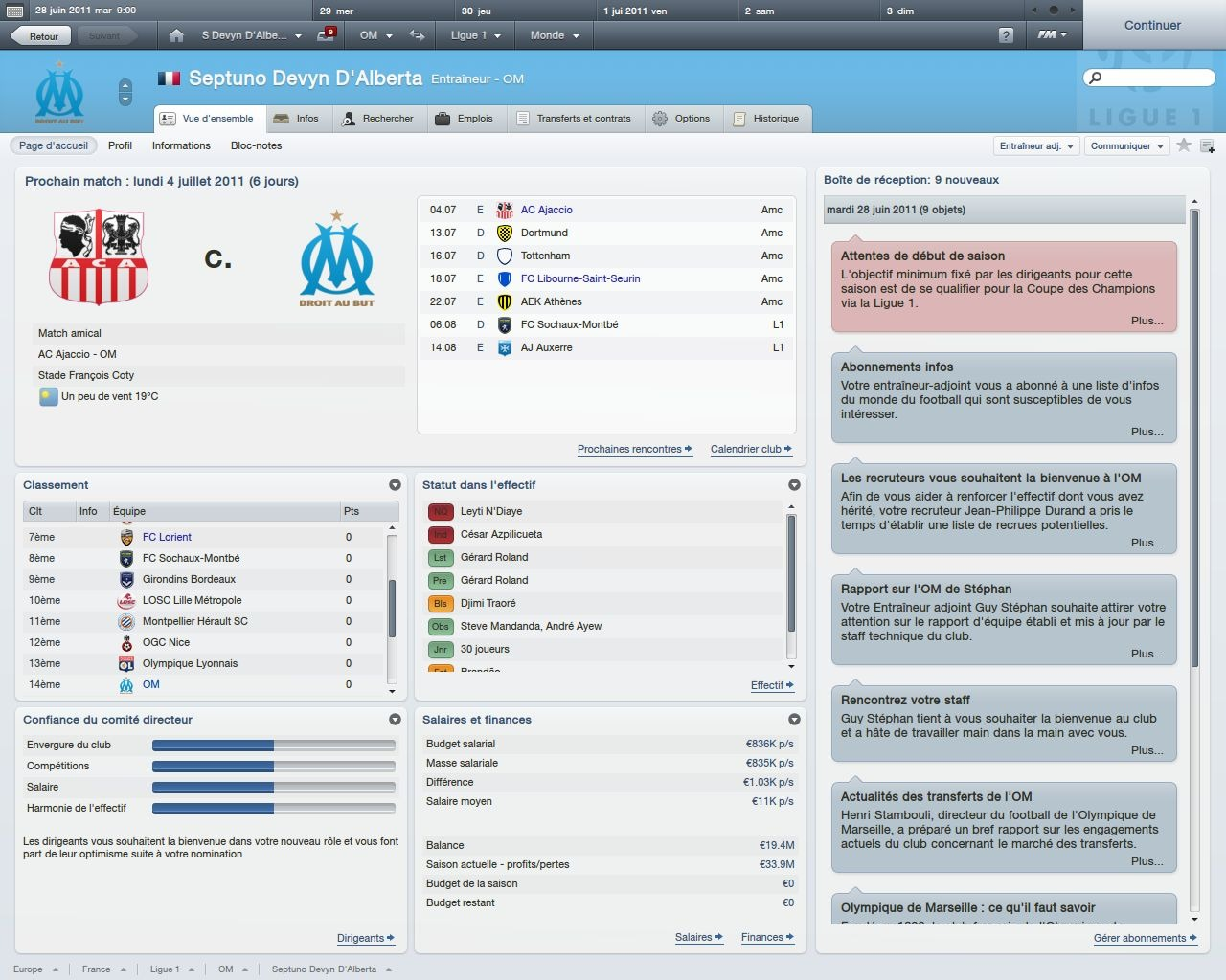 Football Manager 2012- PC