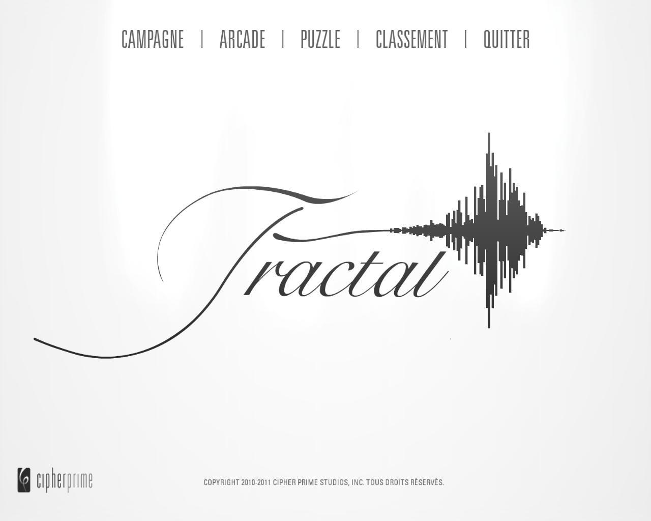 Fractal : Make Blooms not War