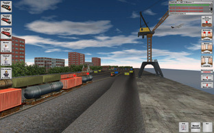 Test Fret Ferroviaire Simulator PC - Screenshot 3