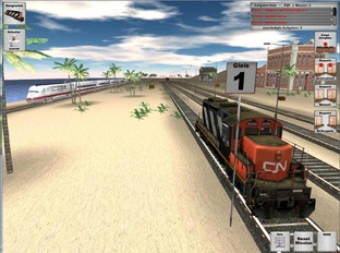 Test Fret Ferroviaire Simulator PC - Screenshot 6