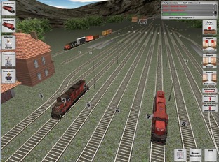 Test Fret Ferroviaire Simulator PC - Screenshot 7