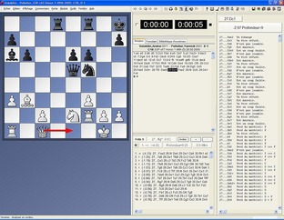Test Fritz 9 PC - Screenshot 2