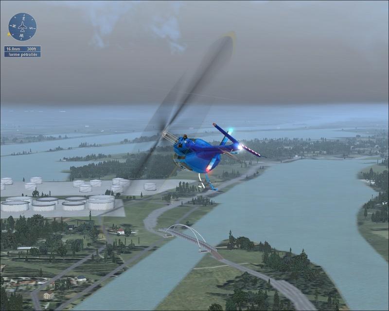 Скриншот Flight Simulator X Deluxe (PC-DVD, рус.вер.), 1.