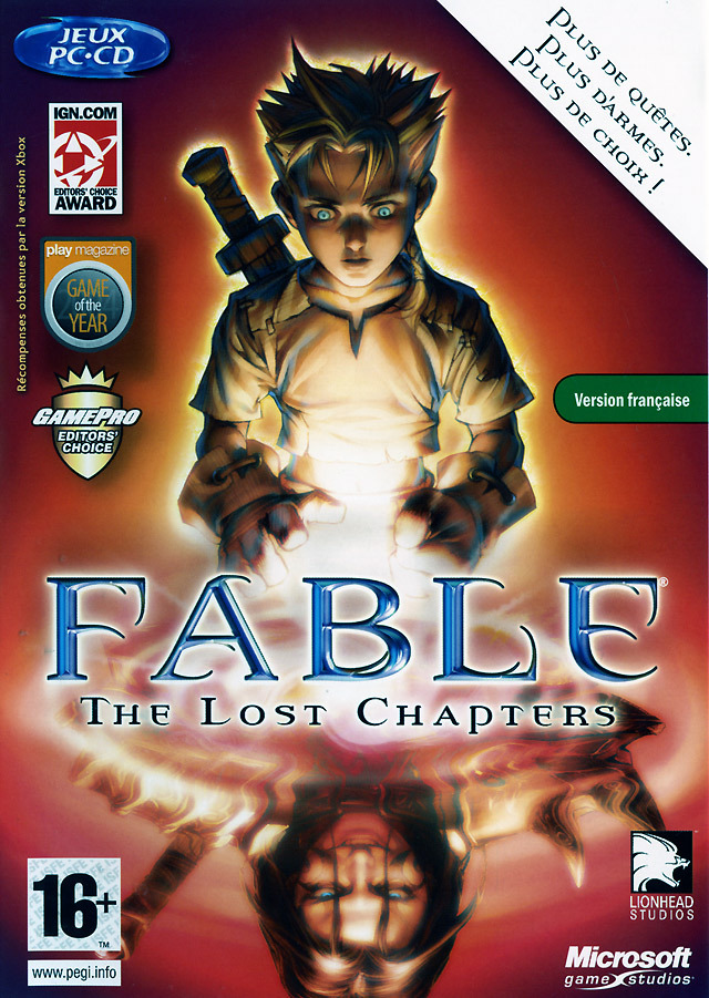[FS] Fable : The lost Chapter