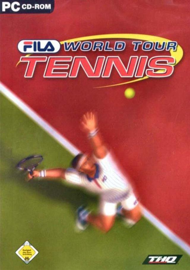التنس الرائعة FILA World Tour Tennis