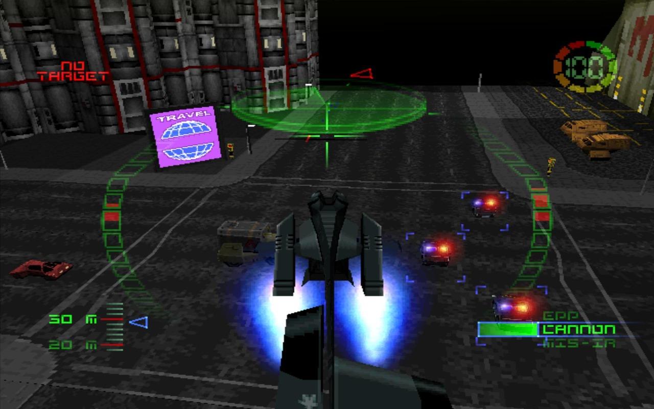 jeuxvideo.com G-Police - PC Image 8 sur 50