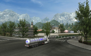 Images German Truck Simulator PC - 16