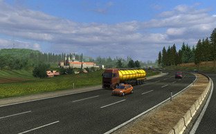 German Truck Simulator PC