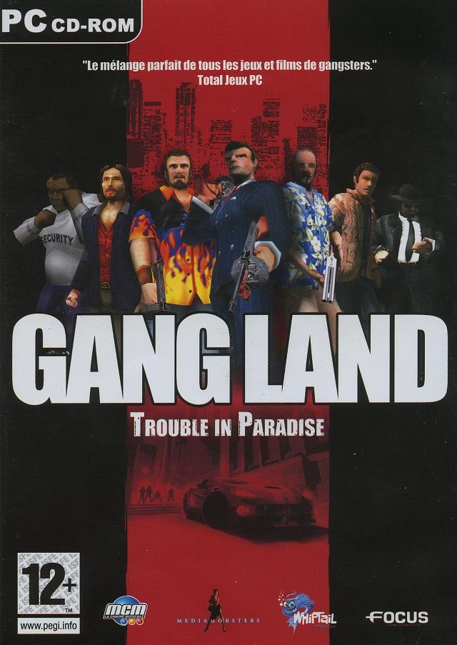 Gang Land [PC] [FRENCH] [FS] [US]