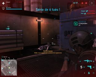 Test Ghost Recon Online PC - Screenshot 30