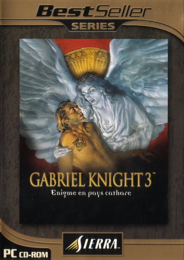 Gabriel Knight 3 : Enigme en Pays Cathare  [PC | French] [FS]