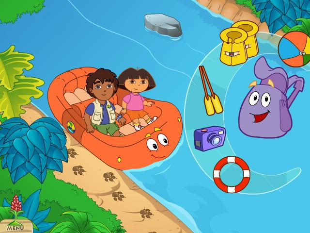 jeuxvideo.com Go Diego ! Sauvons le Louveteau - PC Image 4 sur 10