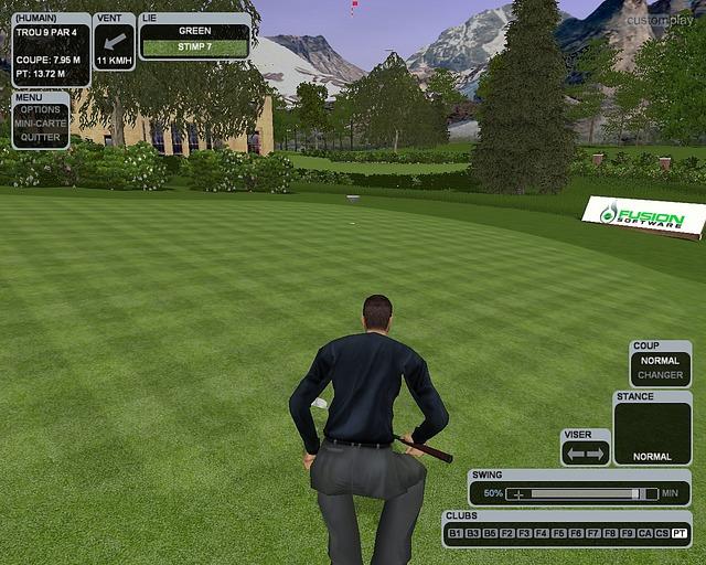 Golf Architecte