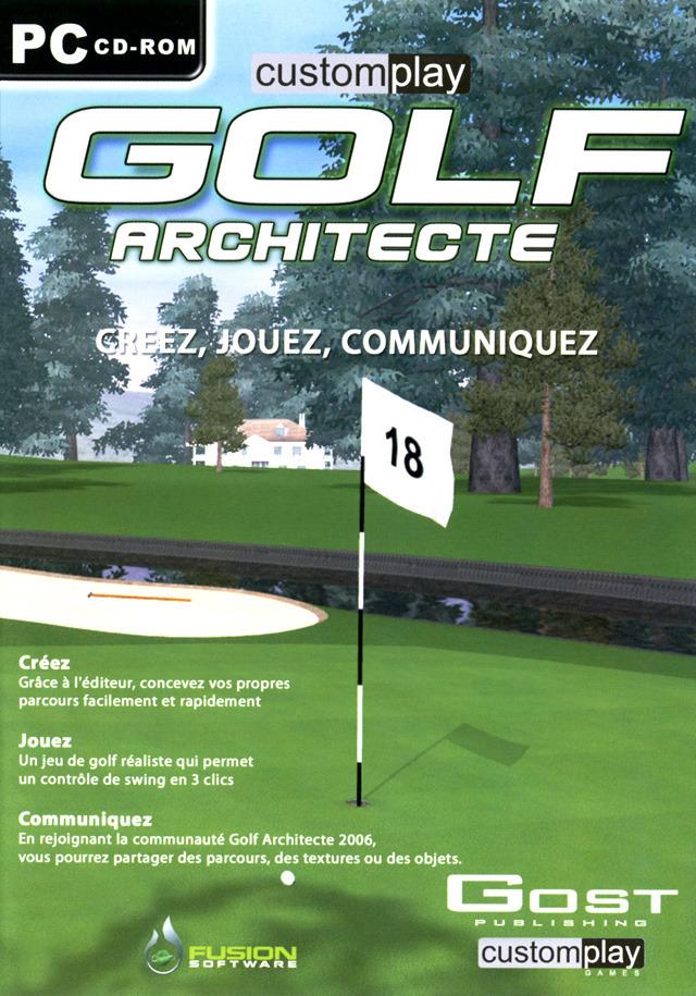 golf architecte sur pc. Black Bedroom Furniture Sets. Home Design Ideas