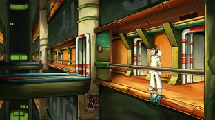 GC 2013 : Images de Goodbye Deponia