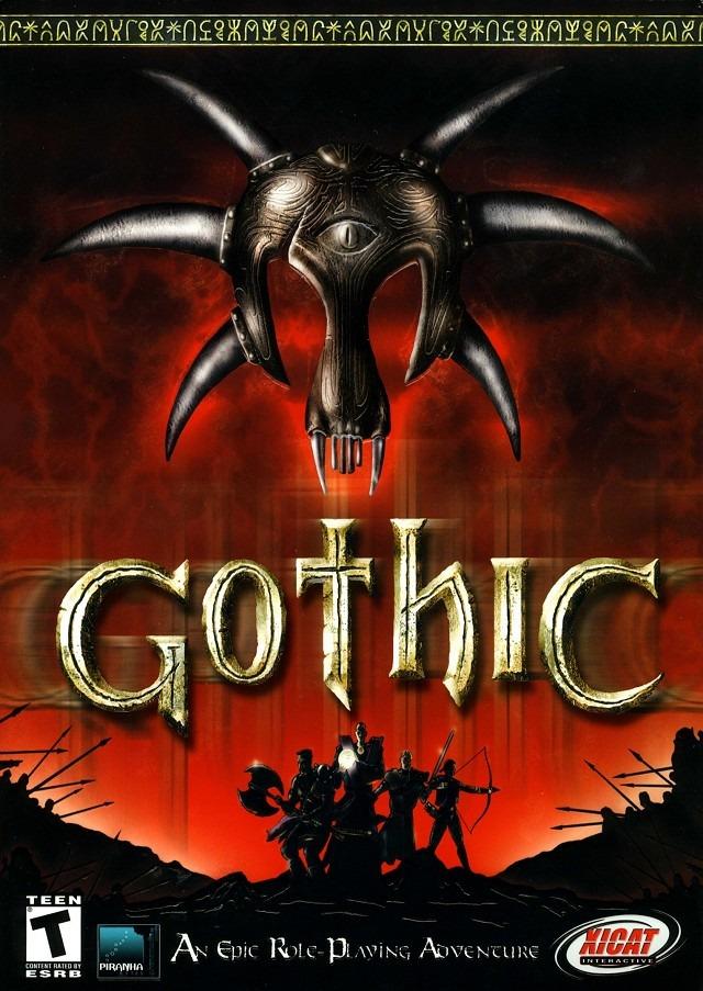 GOTHIC - PC - FR  TB|QS