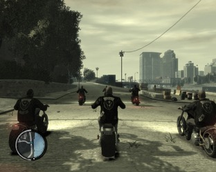 Test Grand Theft Auto : Episodes from Liberty City PC - Screenshot 15