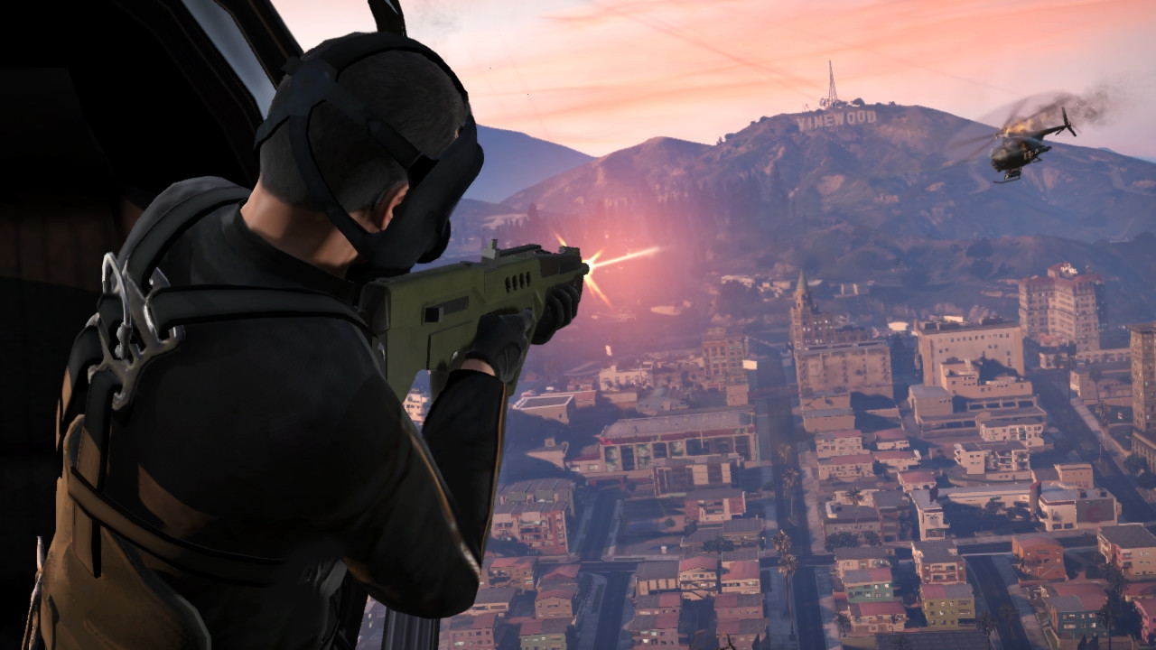 Images Grand Theft Auto V PC - 58