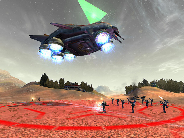 Ground Control 2: Operation Exodus Screenshot