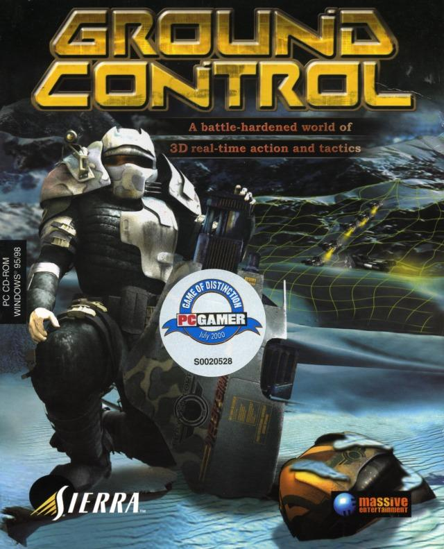 Ground Control (2000) ISO ENG