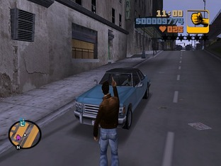 Test Grand Theft Auto 3 PC - Screenshot 1