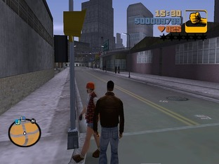 Test Grand Theft Auto 3 PC - Screenshot 2
