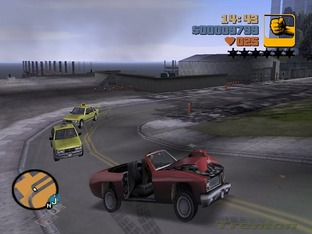 Test Grand Theft Auto 3 PC - Screenshot 3