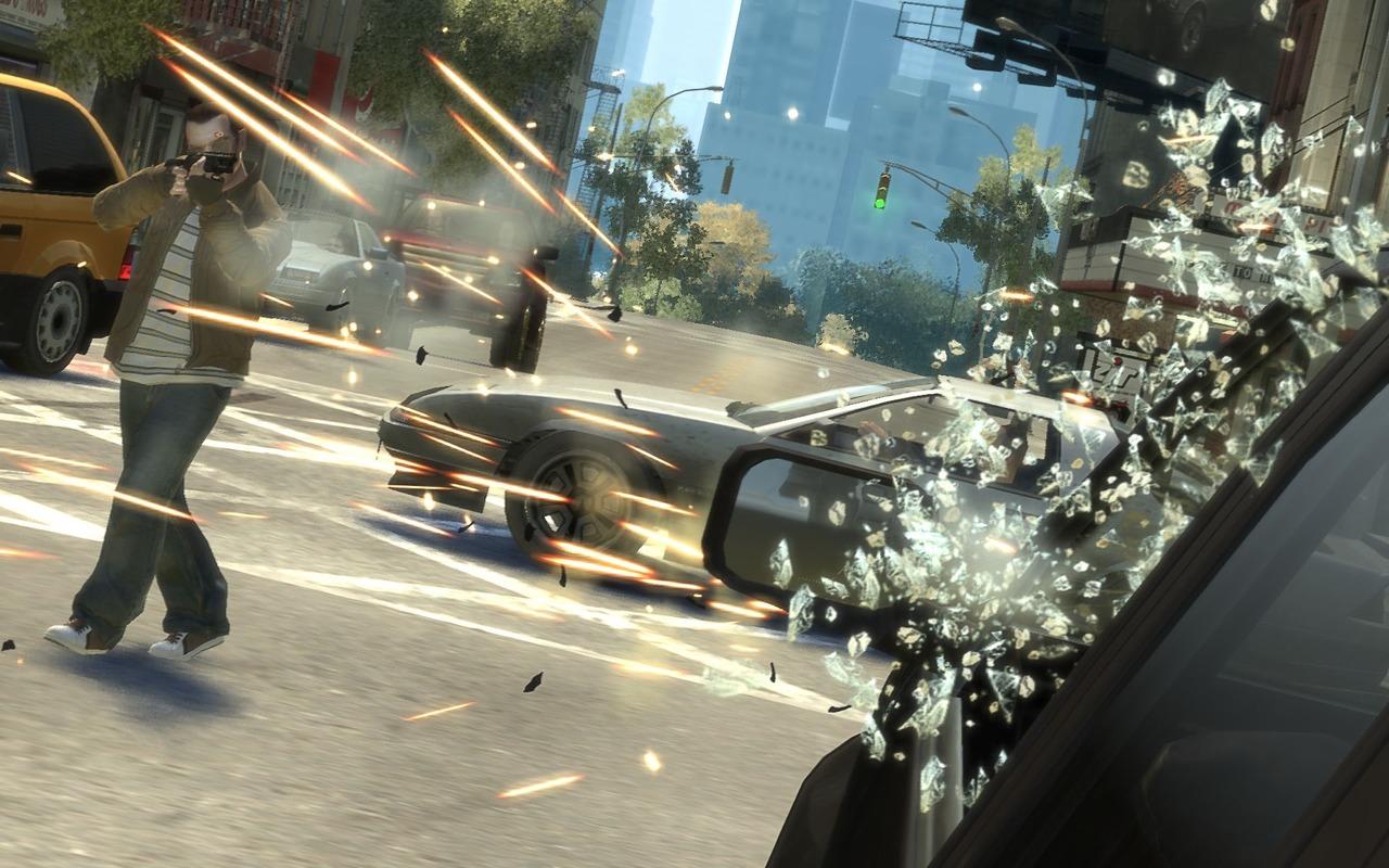 jeuxvideo.com Grand Theft Auto IV - PC Image 12 sur 340