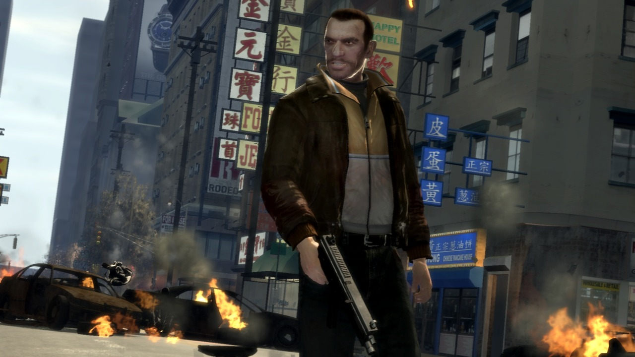 Images Grand Theft Auto IV PC - 15
