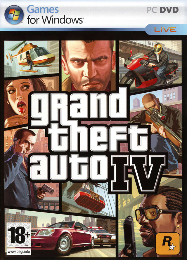 GTA IV full french preview 0