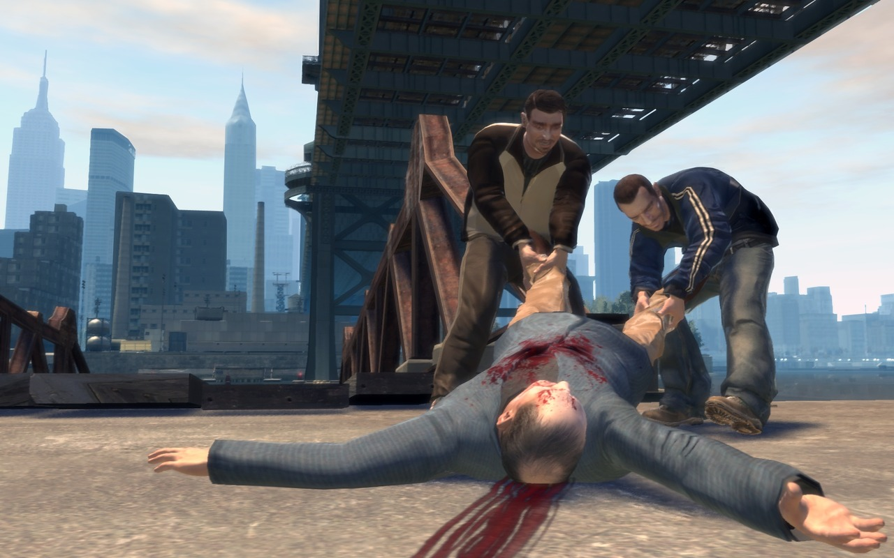 Grand Theft Auto IV Image 7