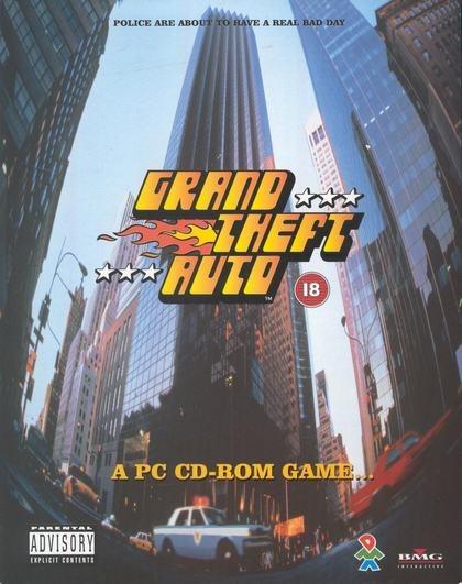 أول لعبة في تاريخ سلسلة gta