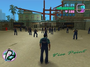 Test Grand Theft Auto : Vice City PC - Screenshot 6